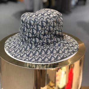 Dior Accessories - Authentic Christian Dior monogram bucket hat 6348d1f972d